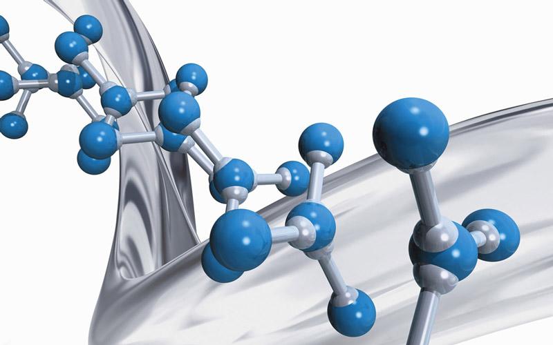 Forscher filmen tanzendes Molekül