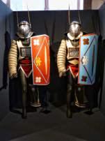 Der Provocator (Herausforderer). Er kämpfte mit Kurzschwert und Schild. Meist trat er gegen einen anderen Provocator an.