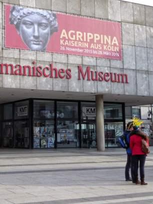 Agrippina - Kaiserin aus Köln: Sonderausstellung im Römisch-Germanischen Museum in Köln.
