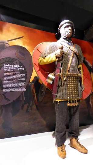 Auxilia: Ein Soldat der römischen Hilfstruppen