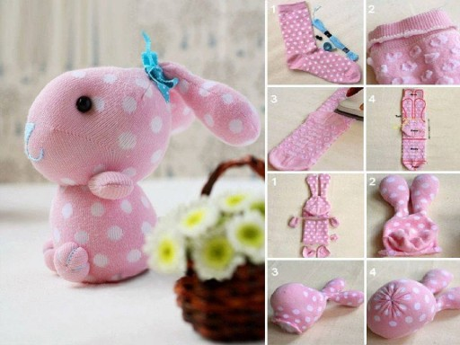 How-to-make-cute-sock-bunny-crafts-step-by-step-DIY-tutorial-instructions-512x384