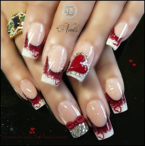 Valentine-nail-heart-design-3