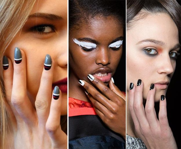 fall_winter_2015_2016_nail_trends_black_and_white_nails