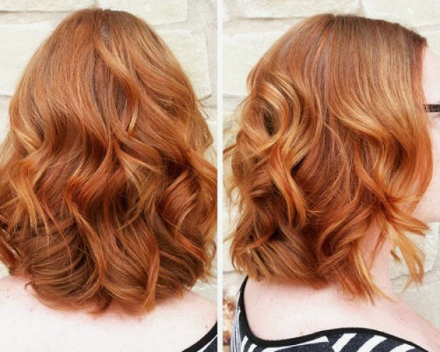 Copper Hair Color 11