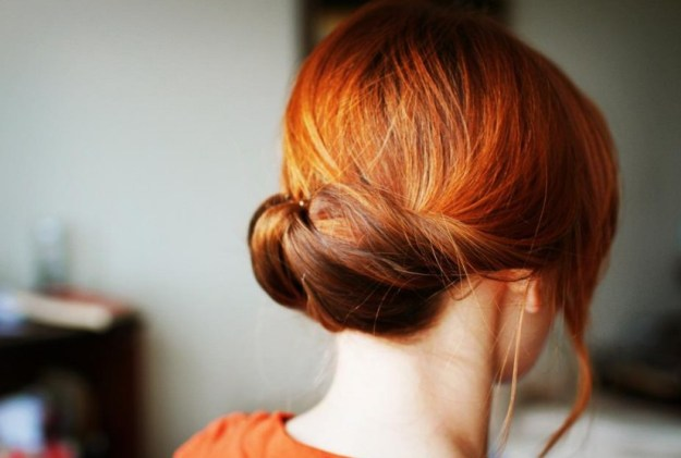 Easy-Red-Gibson-Tuck-Updo-