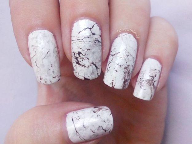Marble Nail Design 2016