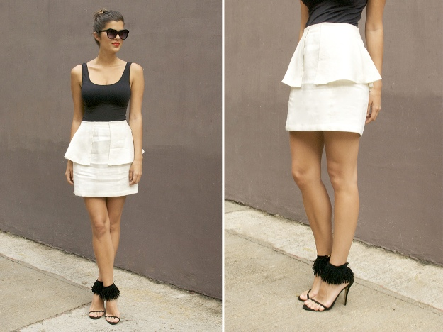 DIY- PEPLUM- SKIRT-5