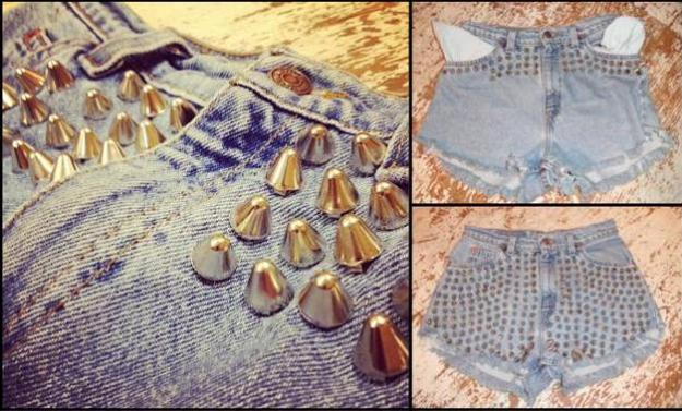 denim shorts for girls