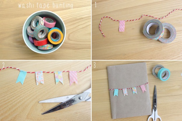 washi tape notebooks 2