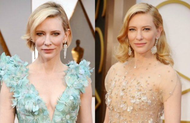 Cate Blanchett -before-after