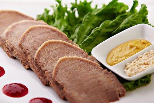 блюда из говяжьего языка » Наешься: кулинарные рецепты ...