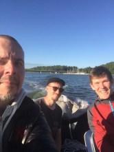 Exploring Helsinki by Boat