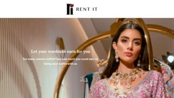 Rent a Dress in Pakistan