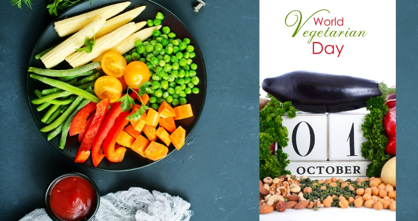 World Vegetarian Day | What is celebrated on 1st October