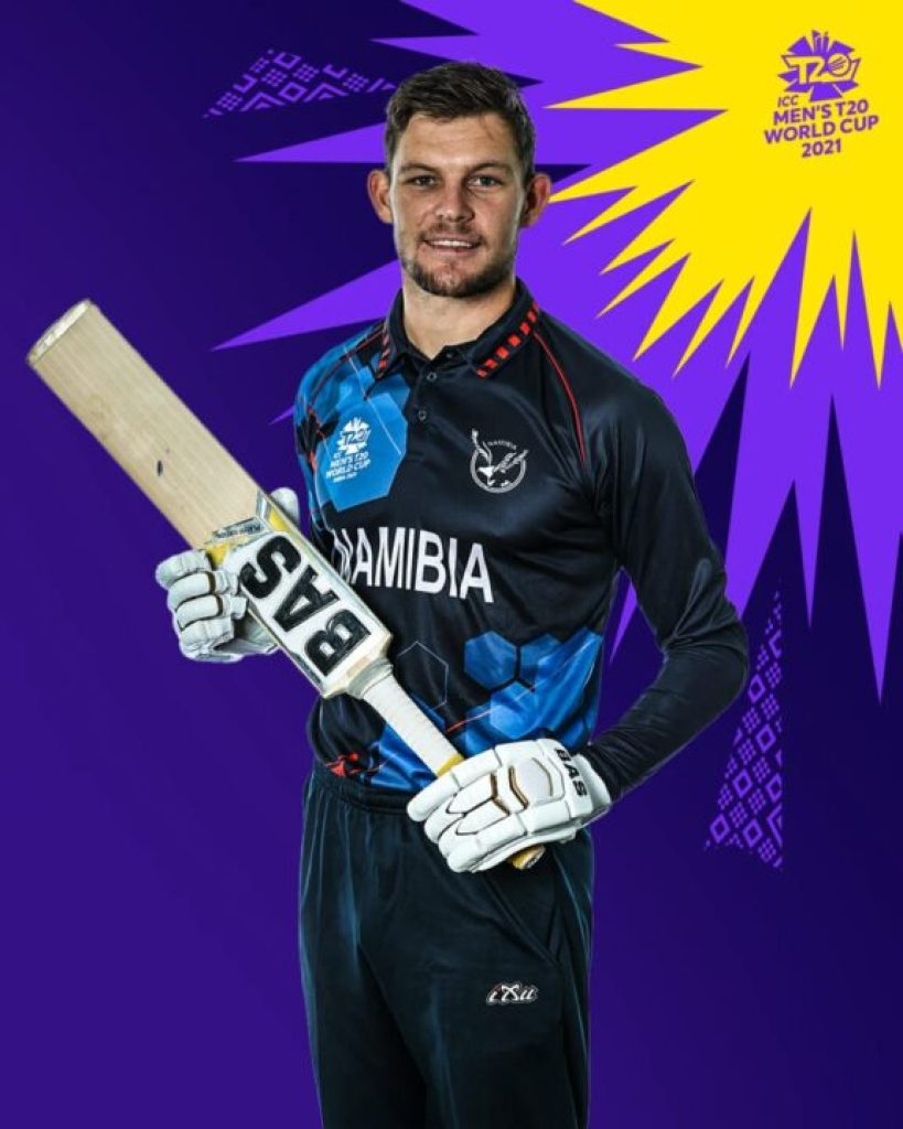 T20 World Cup 2021 Namibia Jersey