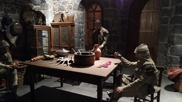 Kars gezilecek yerler Kafkas Cephesi Harp Tarihi Müzesi