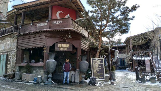 Erzurum Gezilecek Yerler tarihi erzurum evleri