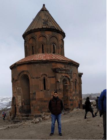 Ani Antik Kenti aziz gregory kilisesi