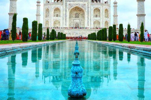 Tac Mahal'in Hikayesi Hindistan