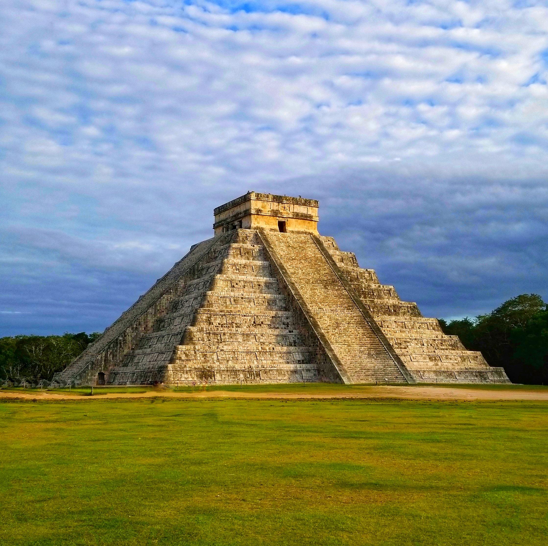 Dünyanın Yeni Yedi Harikası Chichén Itzá - Meksika