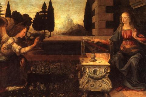 Leonardo da Vinci'nin az bilinen tabloları