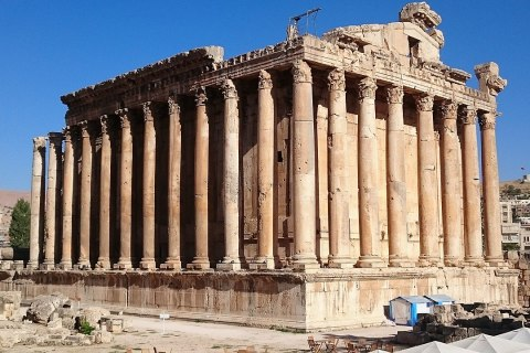 Baalbek Antik Kenti