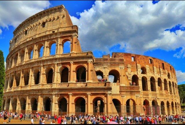 Dünyanın Yeni Yedi Harikası Flavianus Amfitiyatrosu