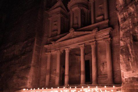 Petra Antik Kenti Ürdün (Jordan)