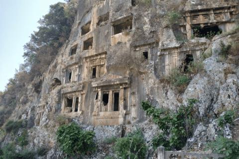 Telmessos Antik Kenti Fethiye