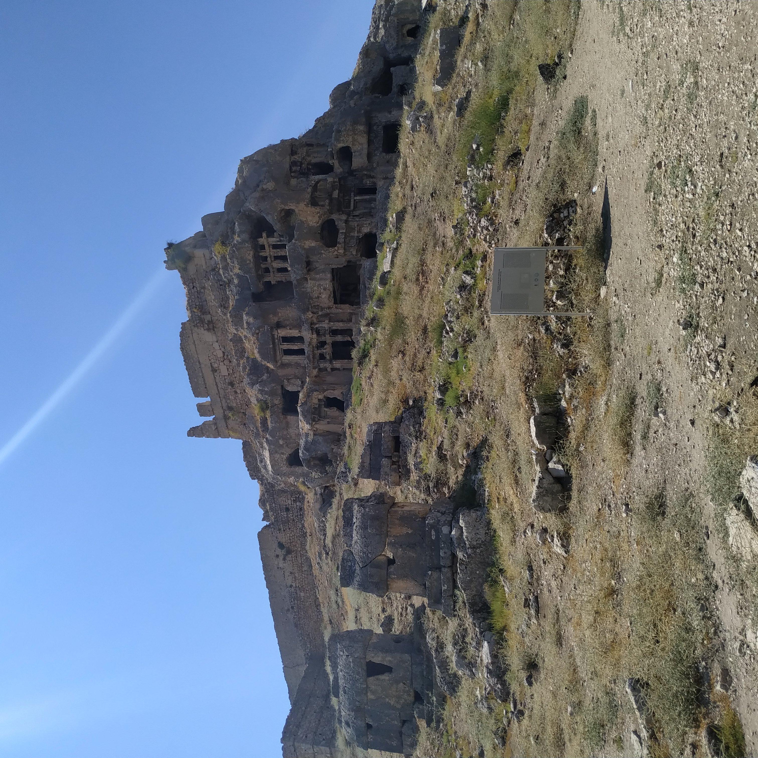 Tlos Antik Kenti nekropol