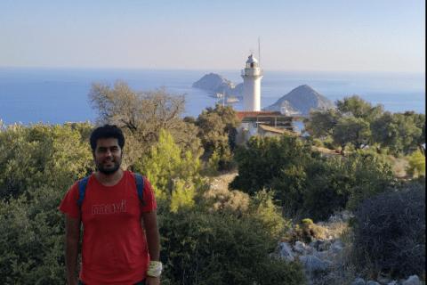 Gelidonya Feneri | Taşlıkburnu Feneri