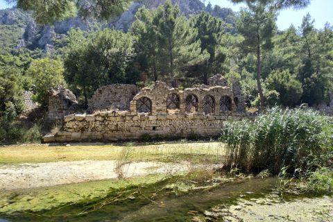 Olimpos Antik Kenti (Olympos)