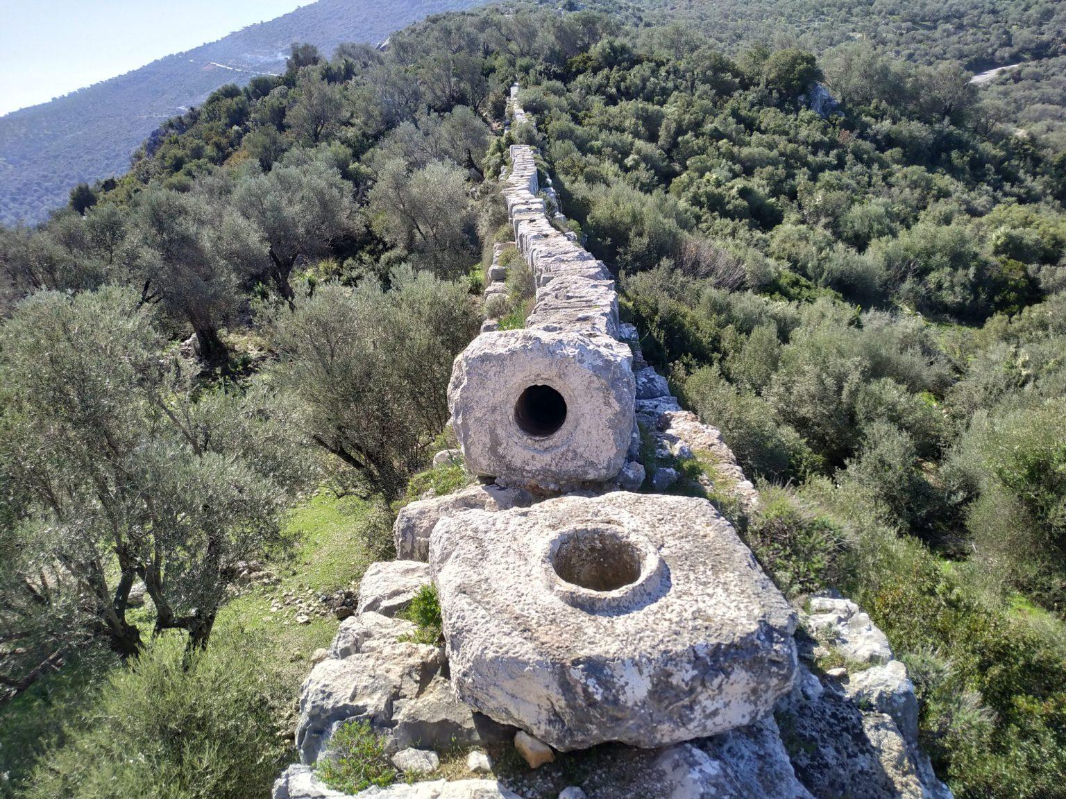 Xanthos vadisi gezi rehberi