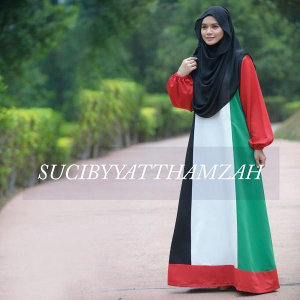 Jubah Gaza   Simbolik keberanian (2/2)