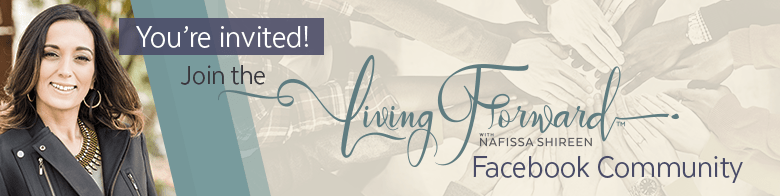 Join the Living Forward Facebook Community