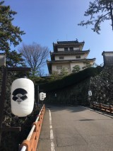 Entrance to Shimabara Castle