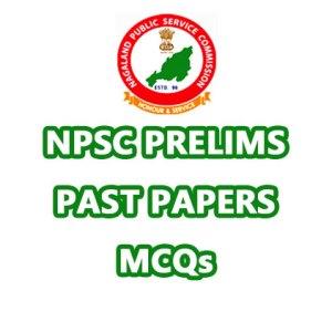 npsc prelims past questions mcq