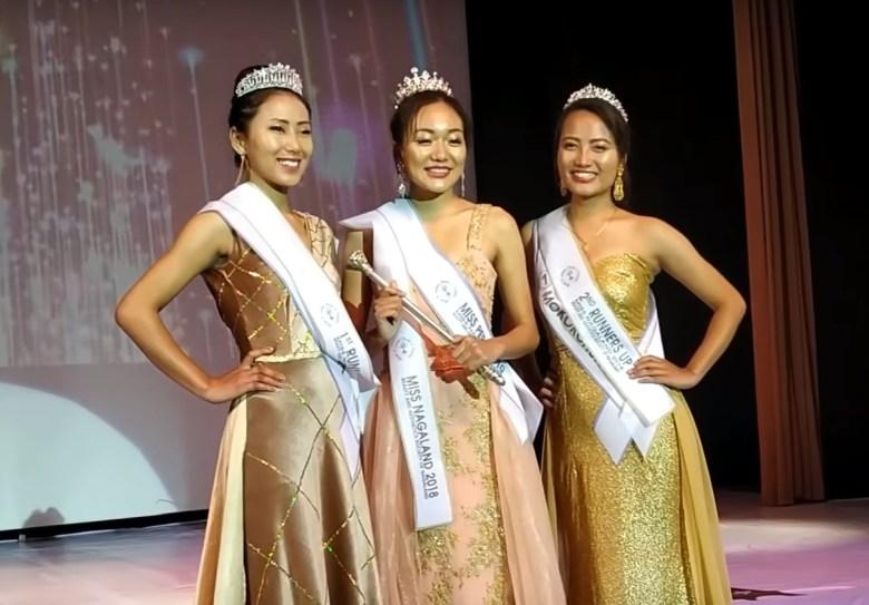 miss nagaland 2018