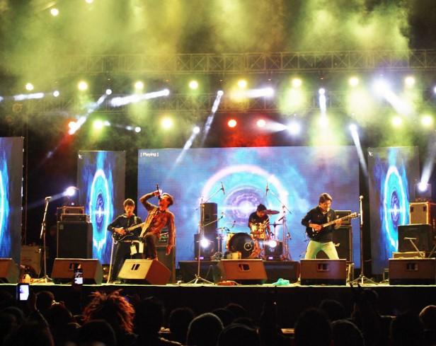 Hornbill International Rock Contest