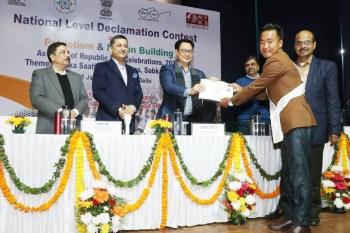 Indian Speaker's Forum (ISF) Nagaland Chapter State Coordinator