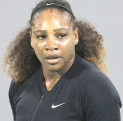 'Super close' Serena Williams out of Australian Open