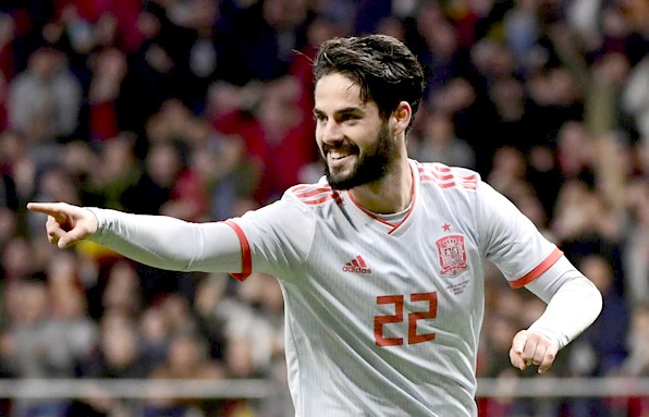 Real's Zidane has no faith in me, says hat-trick hero Isco