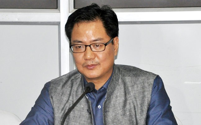 Children being used by terror, extremist groups: Rijiju