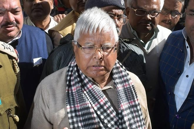 Lalu convicted in 4th fodder scam case, Jagannath Mishra acquitted