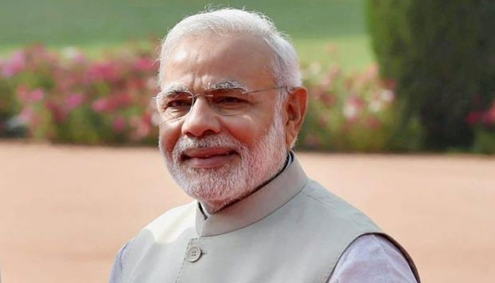 UN's highest Environmental Award is for  Indian value system: PM Modi