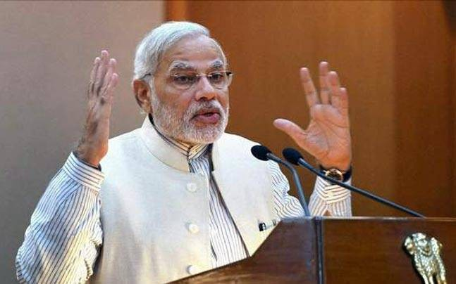 PM vows to take India's growth to double digits