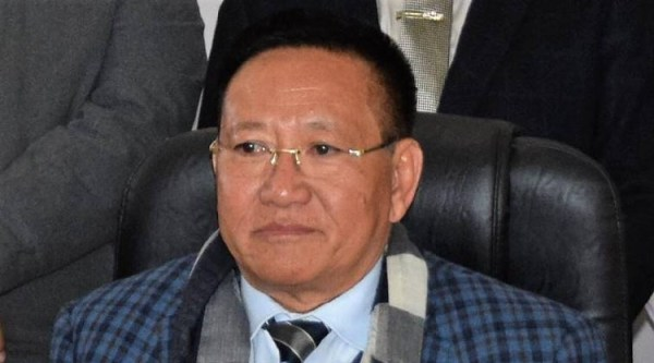 Zeliang denies terror  funding involvement