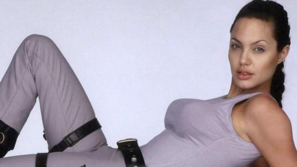 Angelina Jolie was made to undergo drug and urine tests while filming Lara Croft: Tomb Raider