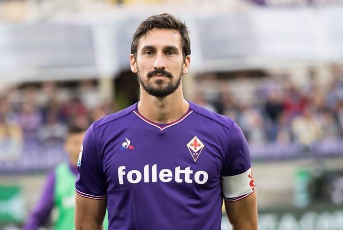 Italy international footballer  Davide Astori found dead