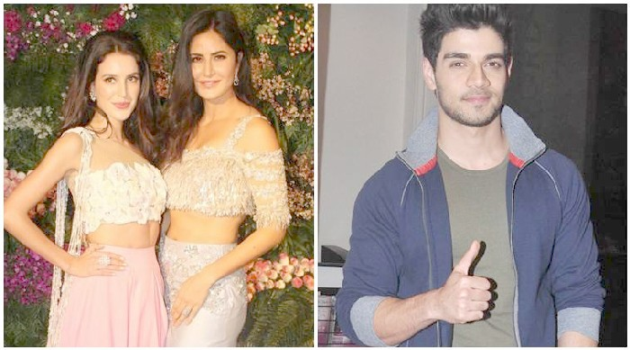 Katrina Kaif's sister Isabella and Sooraj Pancholi in a dance film